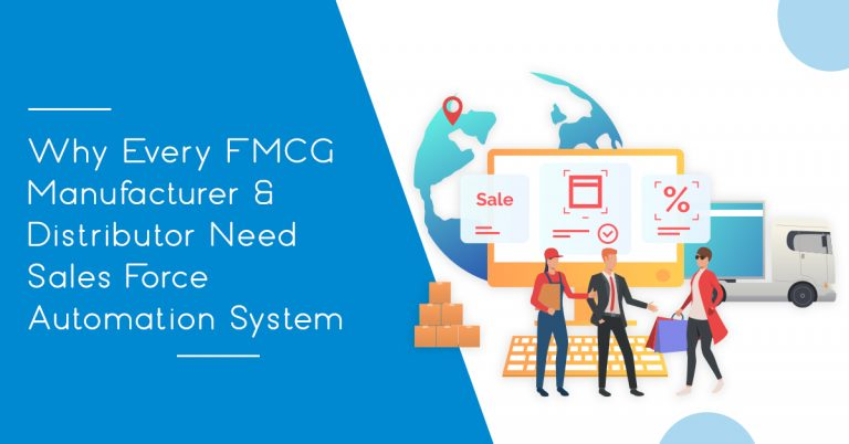 sales force automation for fmcg manufacturers